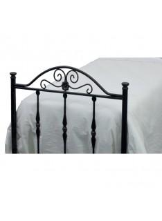 letto-singolo-in ferro-battuto