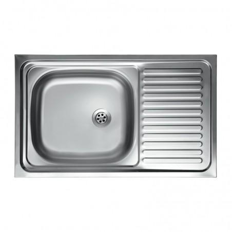 lavello-acciaio-vasca-con gocciolatoio-dx