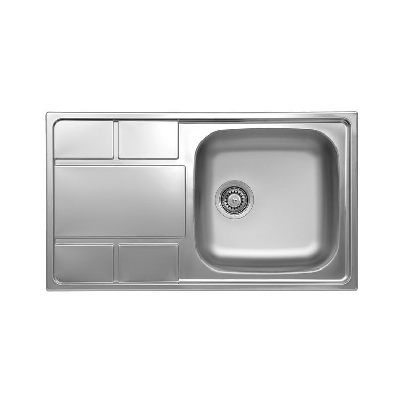 Emejing lavello cucina acciaio pictures ideas design - Miglior materiale lavello cucina ...