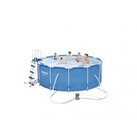 Piscina Rotonda Fuori Terra Modello Steel ProFrame 366x122cm ART.56420