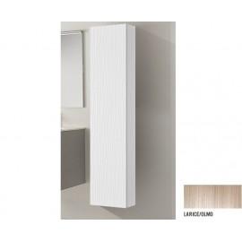 Pensile Multiuso Singolo Larice/Olmo in Mdf  L33xP33xH163