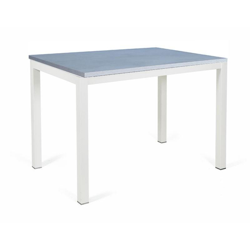 tavolo pranzo allungabile legno nobilitato metallo cucina