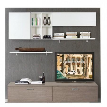 parete-attrezzata-componibile-bianco-larice-in-legno-nobiliitato