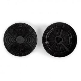 Filtro a carbone per cappe a parete