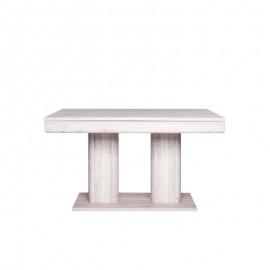 Tavolo da sala da pranzo allungabile colore rovere sorrento 140/220x90xh.80 cm