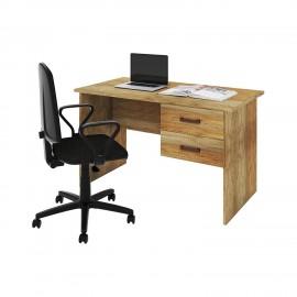 scrivania-tiffany-noce-country-2-cassetti