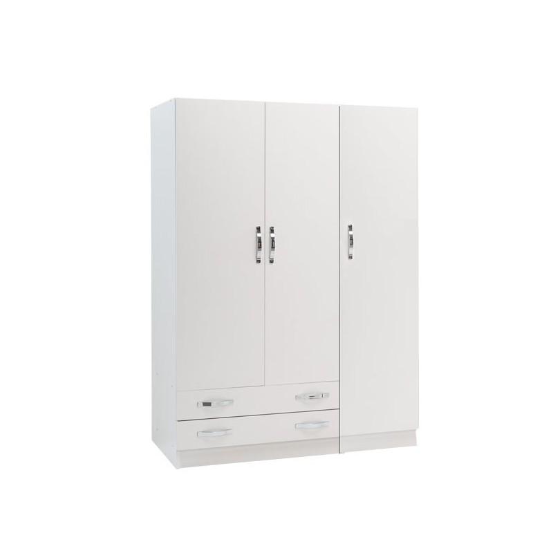 armadio-da-camera-3-ante-2-cassetti-bianco