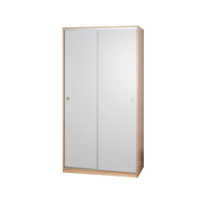 armadio-2-ante-bianco-scorrevoli-5-ripiani-sonoma