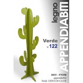 Appendiabiti bimbo da terra piantana piccolo verde cm 122 h