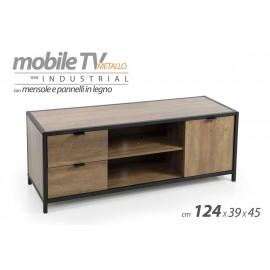 porta-tv-legno